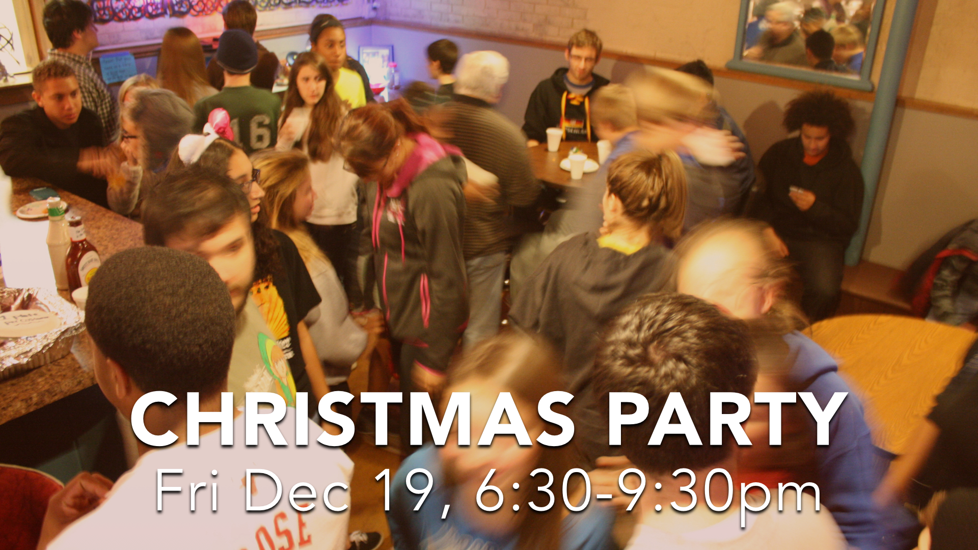 YG Coffeehouse Christmas Party