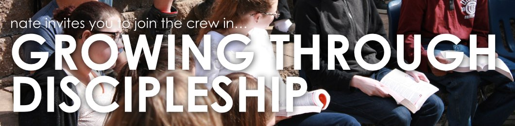 Teen Growth: Discipleship